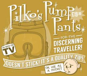 Pilko's Pump Pants