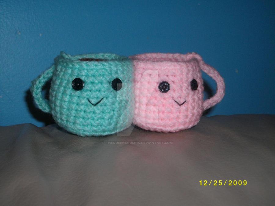 Amigurumi Mugs On By Thequeencrusnik Deviantart Crochet Coffee dreWQxCBo