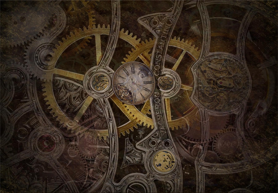 Create The New Brony Awakening Background! Steampunk_wallpaper_v1_by_colgreyis