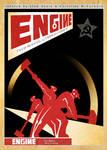 engine soviet art