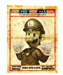 Luigi fight club