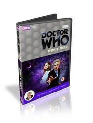 Capaldi S9 Dvd cover in the classic style