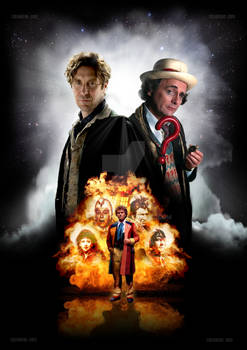 Day of the (6th) Doctor