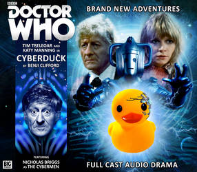 Dr Who: Cyberduck