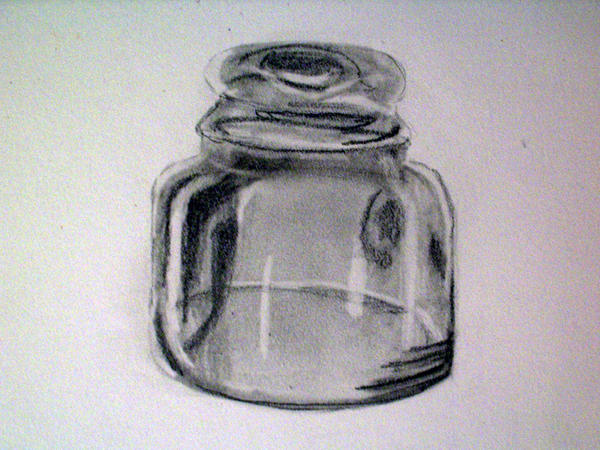 Jars Drawing Related For How to Draw a Jar
