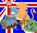 Cupcake. That's so British... by Radji-Le-Dessinateur