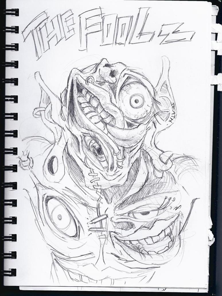 The Fool by NightBringer795