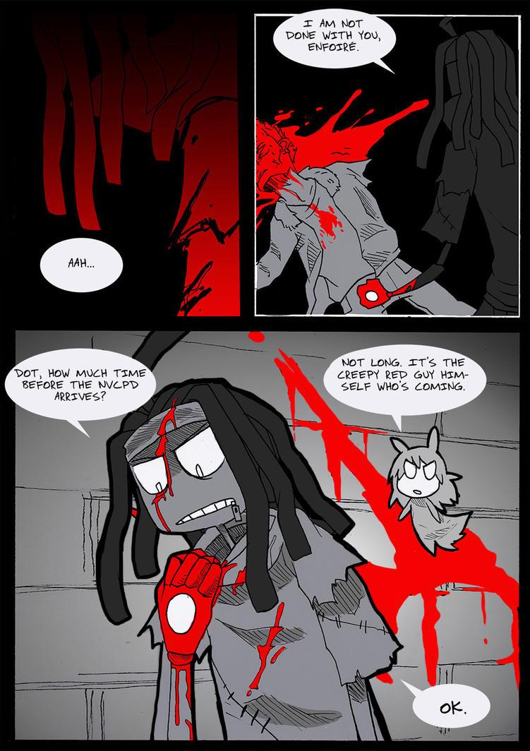 Vs Bloody Rapist 7 by NightBringer795