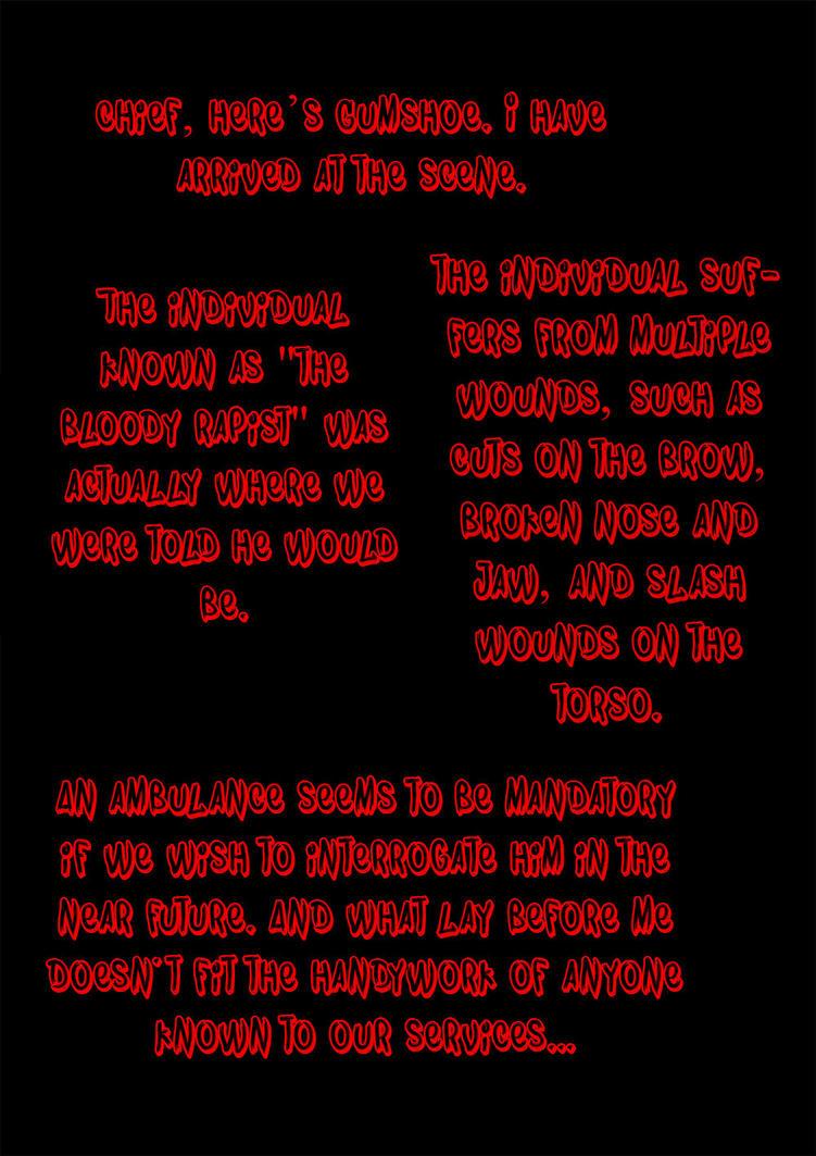 Vs Bloody Rapist 9 by NightBringer795