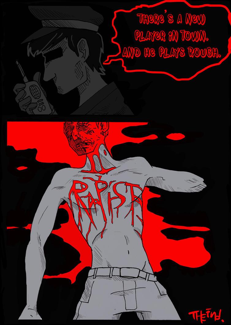 Vs Bloody Rapist 10 by NightBringer795