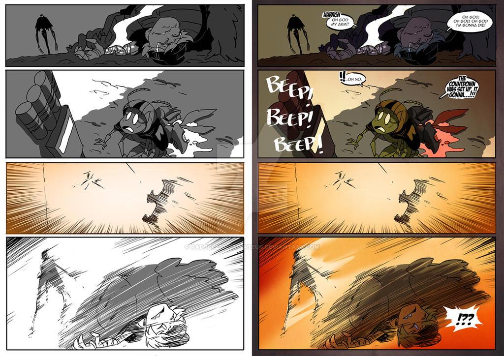 Colo Comparaison 5 by Radji-Le-Dessinateur