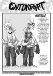 carte personnage: Martello by Radji-Le-Dessinateur