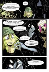 Stigma Maleficum Page 3 Colored