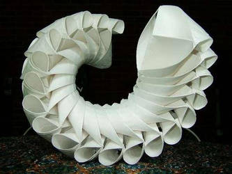 Paper Helix by fritzcaterwall