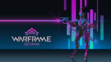 Warframe Octavia 1920x1080 by ArtmanceR