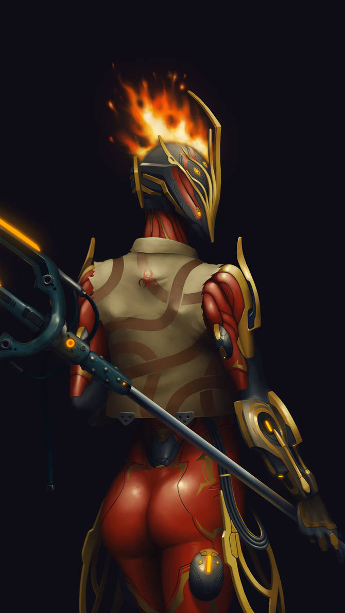 Warframe Ember by ArtmanceR