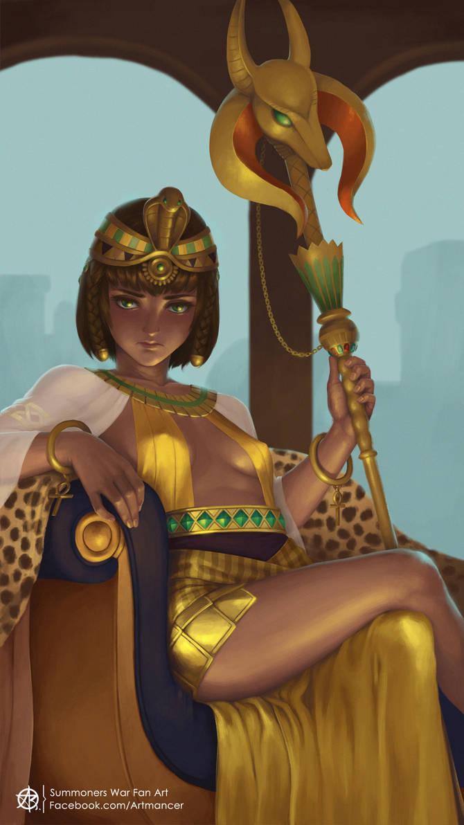 Summoners War Hathor