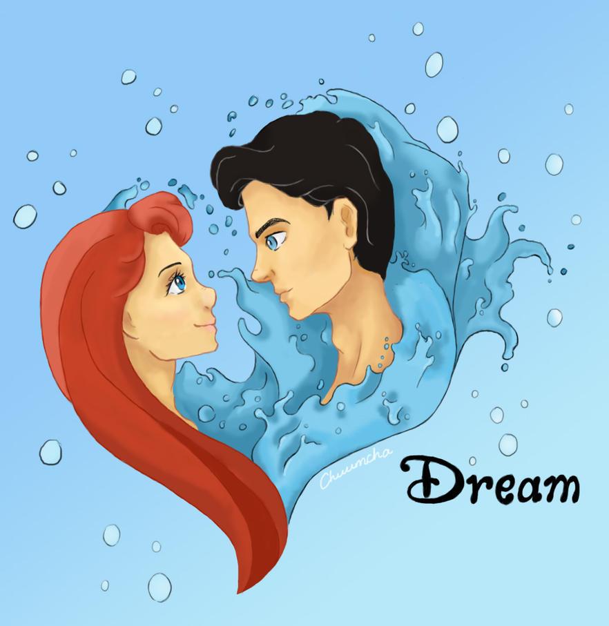 Ariel's Dream by Chuumcha