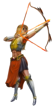 Fire Archer Revamp