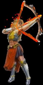 Fire Archer Revamp