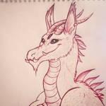 Sai Zervin [Original Species sketch] by MSO-Hessai
