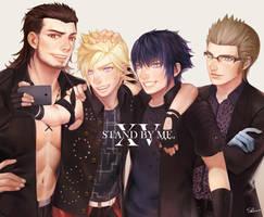 FFXV - STAND BY ME by yakusokudayo