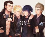 FFXV - STAND BY ME
