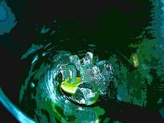 Ice and Lime by soraneko