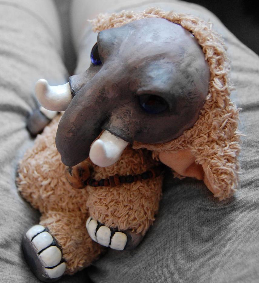 Mammoth by maryofalltrades