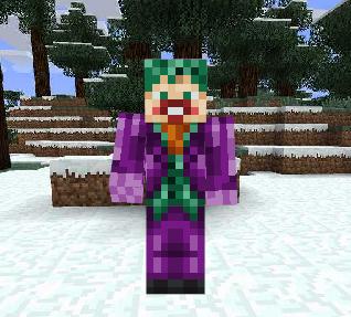 the Joker by MetalHarpey