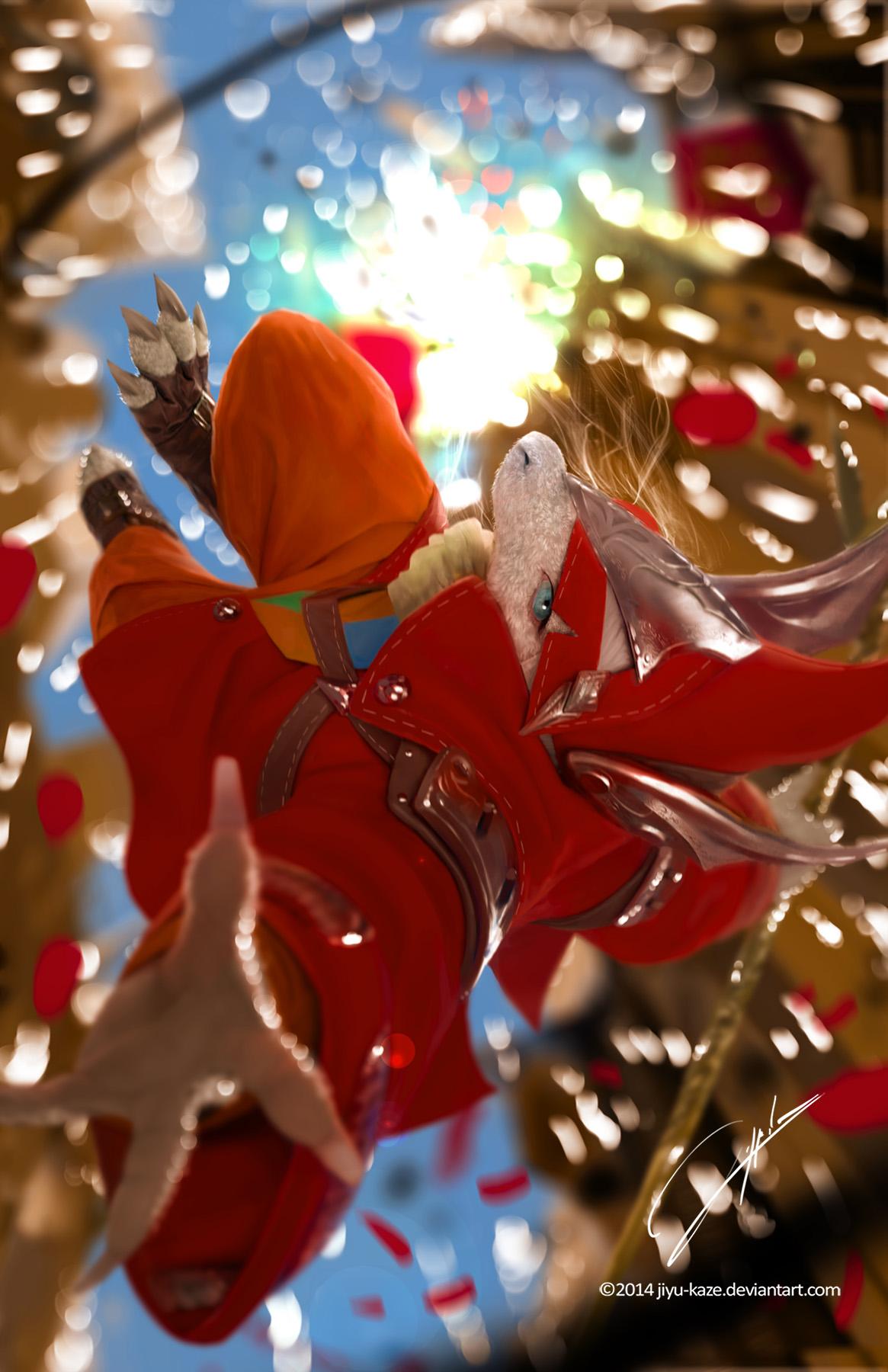 freya crescent final fantasy 9 by Jiyu-Kaze