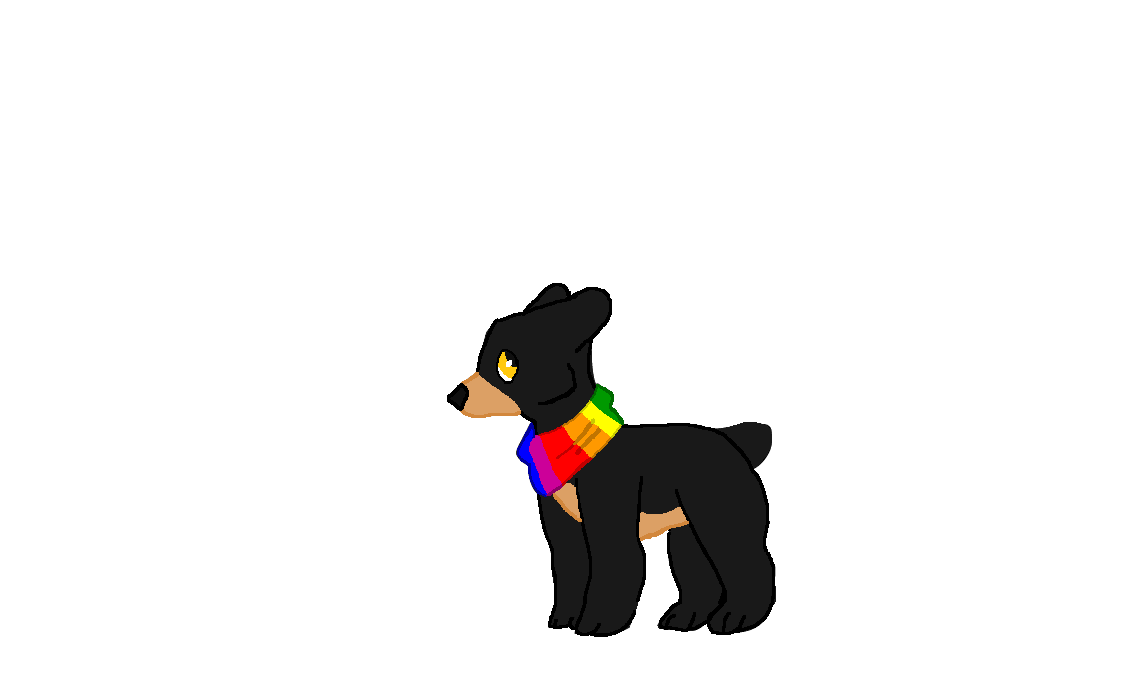 Black Bear by discord79
