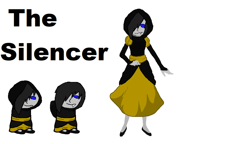The Silencer by discord79