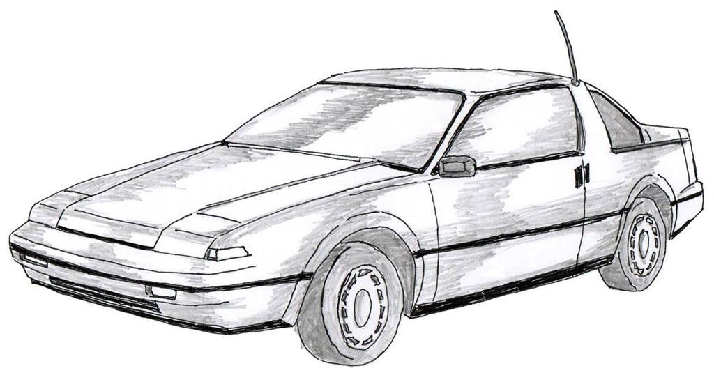 Nissan Pulsar by studioartmix