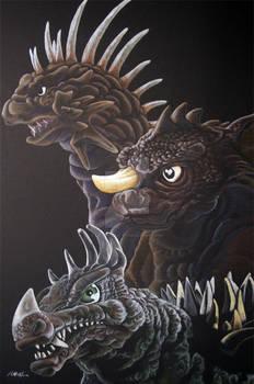The Original Guardian Monsters