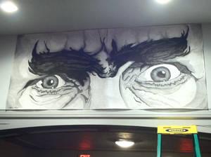 Bela Lugosi's Eyes