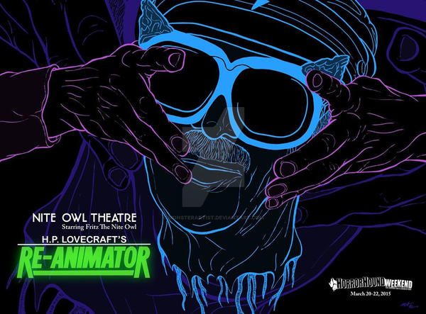 Re-Animator by monsterartist