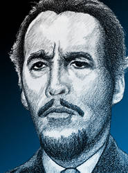 Christopher Lee in The Devil Rides Out