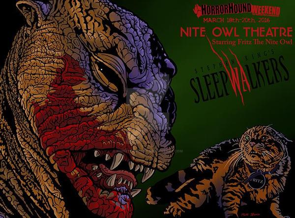 Sleepwalkers by monsterartist