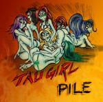 Tau Girl Pile Colored