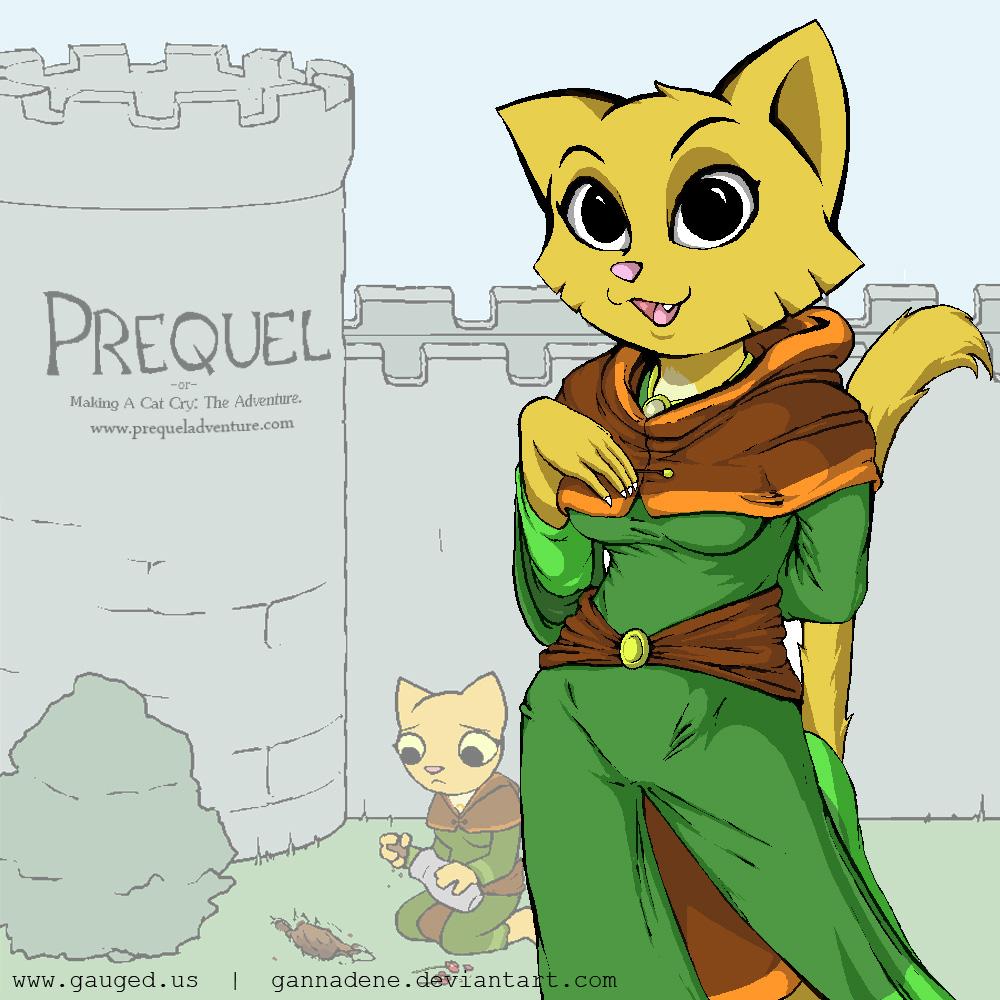 Prequel - Katia in Graphics Gale