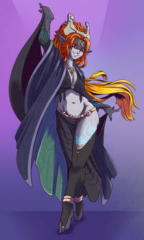 True Midna (Alternate)