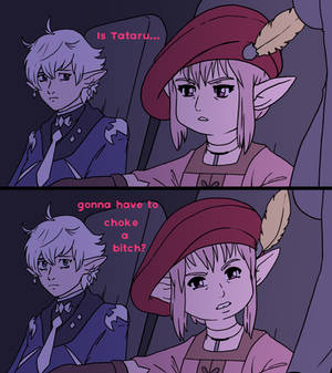 A Drive with Tataru