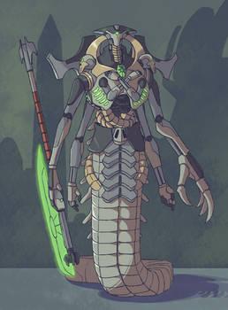 Necron Vizier