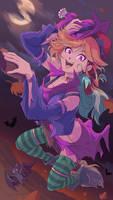 Takanashi Kiara, part-time Witch