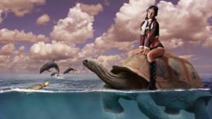 A Turtle Fantasy
