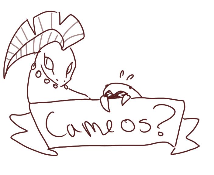 PMDO: Cameo Call by DJ-Catsume