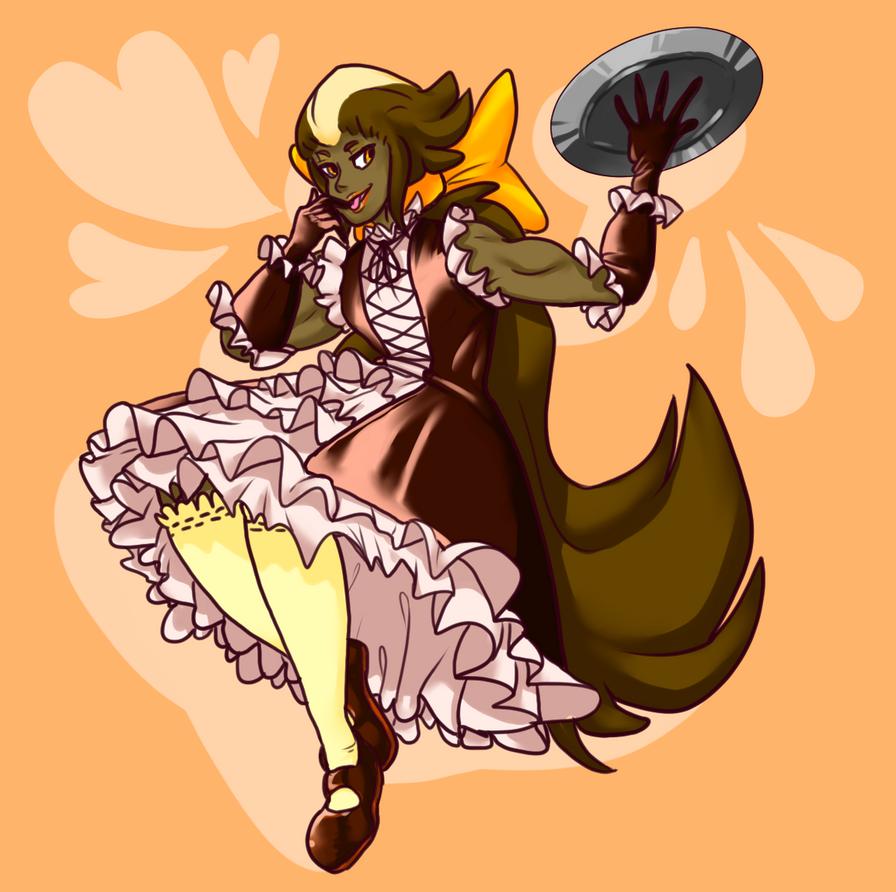 LT: Bi-Weekly - Orange Flavored Minute Maid by DJ-Catsume