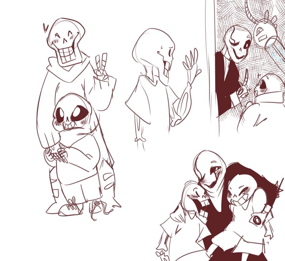 Bones Family by DJ-Catsume