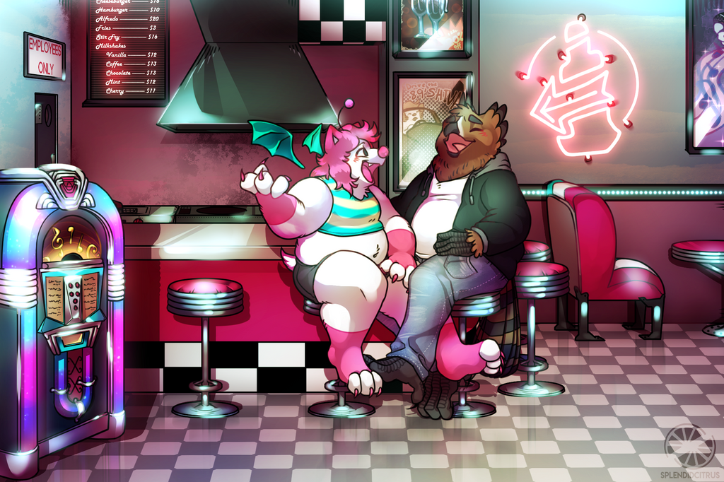Gift: Date at the Diner